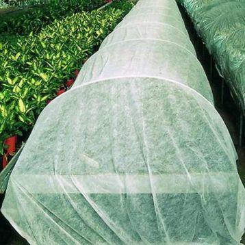 Комплект для выращивания клубники (плотность белый 23+черный 50) 3,2х10 метров (Agreen)