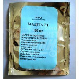 Мадита F1 (Madita F1) семена огурца партенокарп. раннего 40-45 дн. кор. (Seminis)
