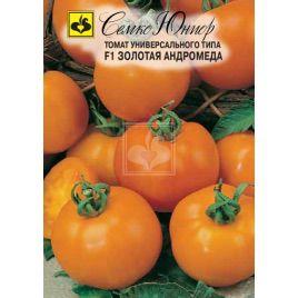 Золотая Андромеда F1 семена томата дет. раннего окр. желт. (Семко)