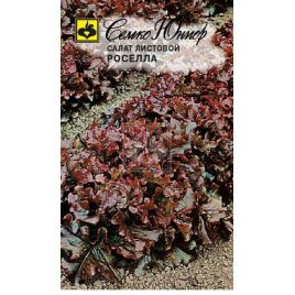 Роселла семена салата тип Лолло Росса раннего 40-45 дн. (Семко) НЕТ ТОВАРА
