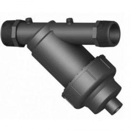 Фильтр линейный (дисковый) 3', 50 м3/час (метал. защ.) (Siplast Irritec)