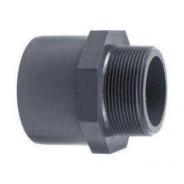 "PVC Адаптер 75x90x2"" (Євроdrip)"