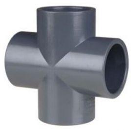 PVC Крестовина, 75 мм (Eurodrip) НЕТ ТОВАРА