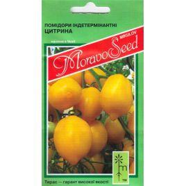 Цитрина семена томата индет. желтого (Moravoseed)