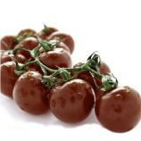 Чорна перлина F1 насіння помідора індетермінантного коктельного (Елітний ряд)