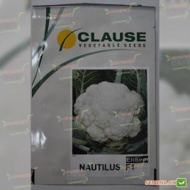 Наутилус F1 семена капусты цветной среднеранней 70-75 дн. 1,5-2 кг бел. (Clause)
