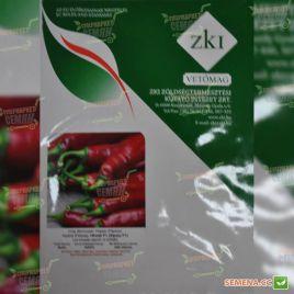 Хирош F1 семена перца горького тип Паприка раннего 50 дн. удлинен. 50 гр. 15х3см 2-3 мм зел./красн. (ZKI/Lark Seeds)
