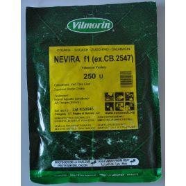 Невира F1 семена кабачка раннего 42-45дн. светло-зеленого (Vilmorin)