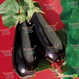 Эпик F1 (Epic F1) семена баклажана раннего 64-67 дн. тип Алмаз 200-250 гр. (Seminis)