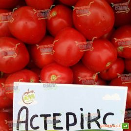 Астерикс F1 семена томата дет. среднего слив. 60-80г дражированные (Syngenta)