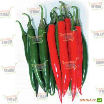 Биг Дедди F1 семена перца острого (NongWoo Bio)