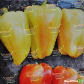AMG 8070 F1 семена перца сладкого раннего 70 дн. молоч./красн. конич. (AMG) СНЯТО С ПРОИЗВОДСТВА