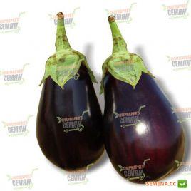 Боника F1 семена баклажана раннего 70 дн. 250-350 гр. 16-18 см (GSN Semences СДБ)
