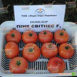 Пинк Свитнес F1 семена томата дет. раннего 85 дн. окр. 200-280 гр. роз. (Lark Seeds)