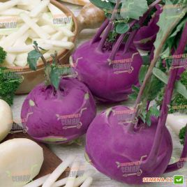 Азур семена капусты кольраби ранней (Semo)