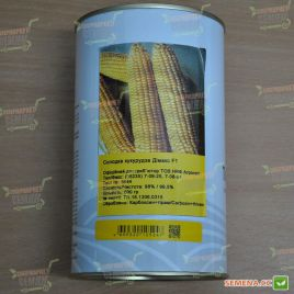 Димакс F1 семена кукурузы суперсладкой Sh2 ранней 80-85дн. 24-30см (May Seeds)