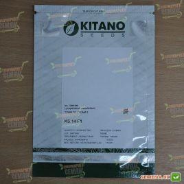 КС 14 (KS 14) F1 семена томата индет. раннего окр. 220-250г роз. (Kitano Seeds)