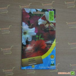 Петуния гибридная крупноцветковая смесь семена (Moravoseed)