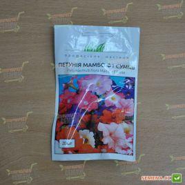 Мамбо F1 смесь семена петунии мультифлора (Hem Zaden ПН)