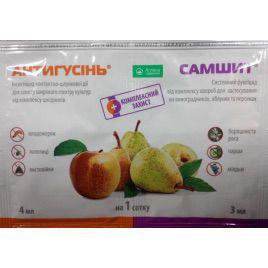 Антигусинь 4 мл + Самшит 3мл инсектицид (Укравит)