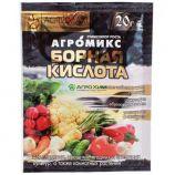 Агромикс Борная кислота стимулятор роста (Agromaxi)