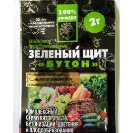 Зеленый щит Бутон стимулятор роста (Agromaxi)