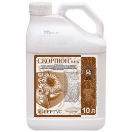 Скорпион десикант водорастворимый концентрат (НЕРТУС)