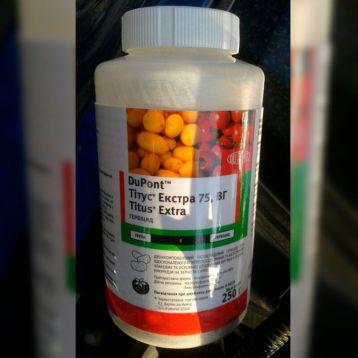 Титус Экстра 25 гербицид водорастворимые гранулы (DuPont)