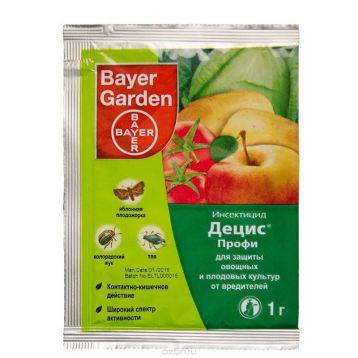 Децис Профи инсектицид водорастворимые гранулы (Bayer)