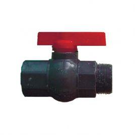 Кран шаровой PVF-0163 2д. (Presto-PS)