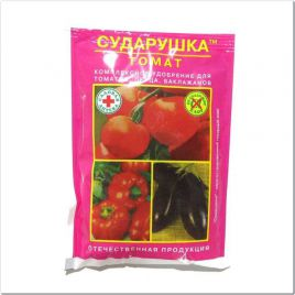 Сударушка томат удобрение