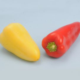ЛС 1126 (LS 1126) F1 семена перца сладкого тип Венгерский раннего 55-65 дн. конич. 90-110 г. 3-4 камер. 6-9 мм желт./красн. (Luc