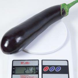 КС 4804 F1 (КS 4804 F1) семена баклажана раннего цилинд. 200-250 гр. 18-20 см (Kitano Seeds)