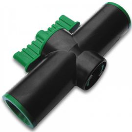 Миникран QUICK соединение для трубки 16мм (Bradas)