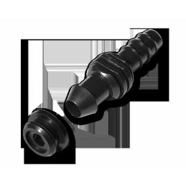Старт-коннектор с прокладкой для трубки (Bradas)
