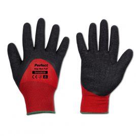 перчатки защитные perfect Grip red full латекс
