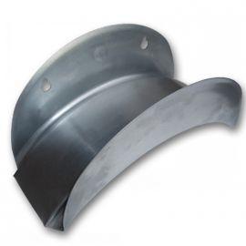 Держатель для шланга настенный металлический (Bradas)
