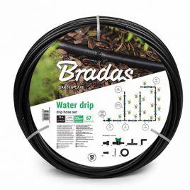 Комплект для полива капельной трубкой WATERMIL DRIP (Bradas)