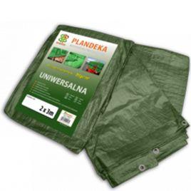 Тент укрепленный GREEN 90 гр/м2 (Bradas)