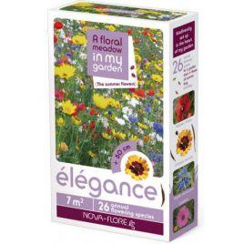 Элеганс летние цветы семена цветочной смеси (Nova Flore) НЕТ ТОВАРА
