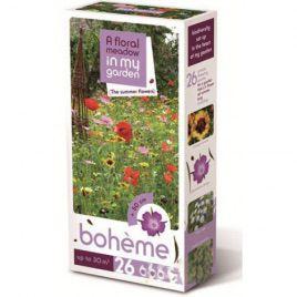 Богемия летние цветы семена цветочной смеси (Nova Flore)