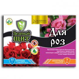Зеленый щит для роз 3мл + 10мл/г (Agromaxi)