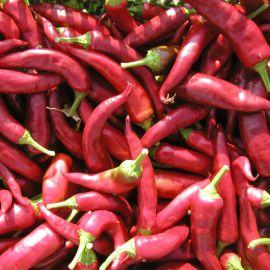 Годонинская семена перца сладкого среднего 70-80дн. длин.кон. 30-40г. зел./красн. (Semo)