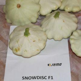 Сноудиск F1 семена патиссона (Semo)