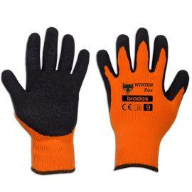 Перчатки защитные WINTER FOX латекс (Bradas)