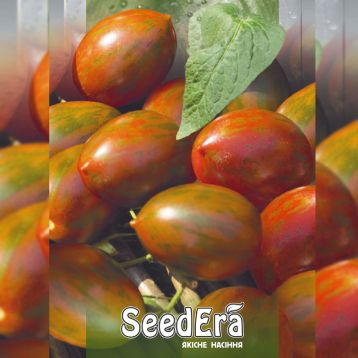 Хаки семена томата индет. раннего перцев. 70г полосат. красно-зел. (Seedera)