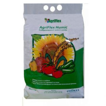 Агрифлекс Гумик (Agriflex Humic) удобрение (Гумат калия + фульвокислоты) (Citymax)