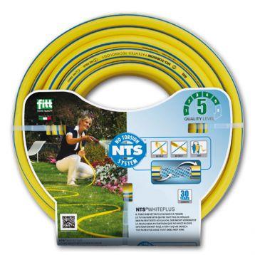 Шланг для полива NTS WHITEPLUS 1 дюйм. (Bradas)
