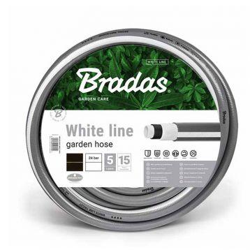 Шланг для полива WHITE LINE 3/4 дюйм. (Bradas)