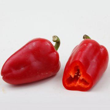 Монолит F1 семена перца сладкого тип Венгерский среднераннего 75-80 дн. конич. 150-350 гр. 10-12 мм оливк./красн. (Lucky Seed)